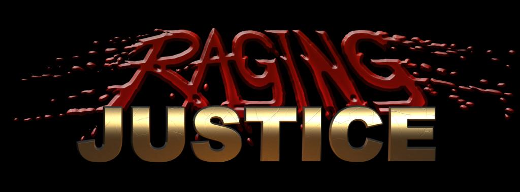 Raging Justice logo